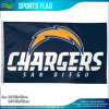 Squadra di football americano Logo 3 ' x5 Flag del San Diego Chargers Official NFL