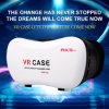 Smartphones를 위한 새로운 Arrival Vr Case 3D Glasses Virtual Reality
