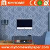 Hermoso diseño de papel de pared de material de construcción