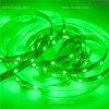 Cinta verde del color 5050 ideales LED para la decoración