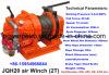 Coal Minings를 위한 2t/2000kg/2ton Air Winch Used