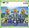 子供の城シリーズプラスチック屋外の運動場の高品質の運動場(KQ50055A)