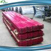 Цвет Coated Zinc Corrugated Steel Roofing Sheets 0.2mm