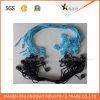 Etiqueta competitiva de la escritura de la etiqueta del sello de la cadena de Accessorries de la ropa de la alta calidad