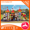 Schloss Design Outdoor Playground Slides für Sale