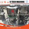 Tres-en-Uno la máquina de rellenar del agua del capsulador del llenador de Rinser del agua