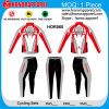 Honorapparel Polyester 100% Long Sleeve Cycling Wear для Uninsex
