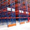 Sistema de estanterías de almacenamiento de acero duradero aprobado por ISO