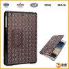 Caisse universelle de tablette de cuir neuf de modèle ajustée pour l'iPad