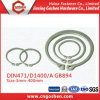 Rondelle de freinage de circlip/de circlips de l'acier inoxydable DIN471