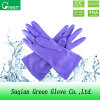 Purple Cheap Kitchen Cleaning Gloves
