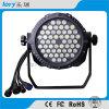 iluminación móvil impermeable de la etapa de la cabeza LED de 54PCS*3W LED