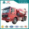 Sinotruk HOWO 336HP 6X4 구체 믹서 트럭