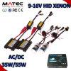 35W 55W WS-Gleichstrom Slim Ballast HID Kit