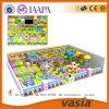 Equipamento 2015 interno do campo de jogos das crianças do tema dos doces de Vasia