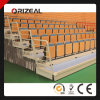 Telescopic Grandstand Retractable Seating, Telescopic Platforms Seating for Basketball Stadium