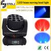 12PCS RGBW 4in1 LED 클럽 단계 (HL-008BM)를 위한 세척 효력 빛