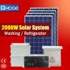 Een rang 4 Busbar het Systeem van de Energie van de ZonneMacht 2kw