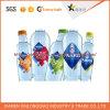 La impresión de etiquetas de papel botella de PET transparente de agua mineral Bebidas engomada