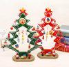 ベストセラーの製品の芸術のクラフトの木のハンドメイドのフェルトのクリスマスの装飾
