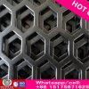Folha perfurada metal perfurada do aço 316 inoxidável de material de construção 304
