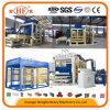 Máquina de fabricación de ladrillo del bloque del material de construcción para el mercado de Irán