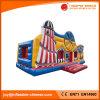 Openlucht Opblaasbaar het Springen Bouncy Huis Combo voor Jonge geitjes (T3-752)