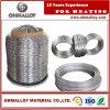 発熱体のための優秀な酸化抵抗Ni70cr30ワイヤーNicr70/30によってアニールされる合金
