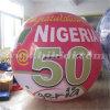 完全な印刷の膨脹可能な円形PVCヘリウムの気球K7071