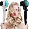 Bigodino di capelli automatico di titanio con cura di capelli dello spruzzo del vapore che designa i capelli magici Styler del ferro di arricciatura dell'onda degli strumenti del rullo di ceramica dei capelli