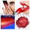 Pigmento intenso rojo de la mica de la croma de la sangre para el maquillaje
