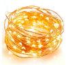 A corda do diodo emissor de luz ilumina a luz decorativa Twinkling feericamente 1m 2m do Natal do diodo emissor de luz do fio de cobre 3m 4m 5m 10m 20m 30m 50m