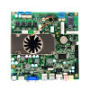 Industrieel Motherboard van de Prijs van de fabriek Intel 1037u/6COM/Dual 24 Bits van de Machine Power/POS Mainboard MiniItx van Lvds/DC12V (KI1037U)