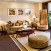 Anfangshotel-Wohnzimmer-Möbel der Antike-5
