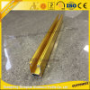 Guichet en aluminium de longeron de guide de fournisseur de la Chine pour la décoration en aluminium