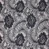 Garniture en nylon élastique élevée de lacet du Spandex 2017 pour des sous-vêtements