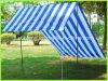 De Tent van de Schaduw van de Zonneschijn van de Schuilplaats van de zon voor het Strand van de Toevlucht van de Vakantie