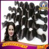 Afrouxar o cabelo humano brasileiro do Virgin da extensão do cabelo da onda