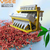 Korrel, Tarwe, Rijst, Zaden, de Ontwaterde Plantaardige, Kringloop Plastic Sorteerder van de Kleur, de Sorterende Machine van de Kleur