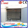 Multifuctional Automatic Chicken Egg Incubator para 5000 Quail Eggs