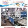 PVC合成の樹脂のタイルの生産のラインプラスチックタイル機械(SJSZ80/156)