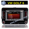 Vw 골프 6을%s 차 DVD GPS