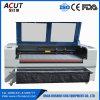 Máquina do cortador do laser do CO2 de Autofeeding 80W para o plástico de couro