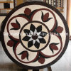Floor DecorativeのためのデザインMarblestone Tile Water Jet Medallion