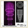 Schitterend het Hangen van de Vezel van het Kristal van de Kroonluchter Optisch Decoratief Licht