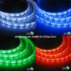 IP65 impermeabilizan la tira de la flexión del color verde LED de 12VDC el 14.4W/M