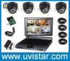 2014 nuevo sistema de seguridad del CCTV de 4CH H. 264