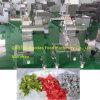 Machine de découpe de cubes de fruits / Cuber de carotte / Cutter de cubes de légumes