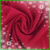 Tela de algodão do elástico/flanela do estiramento do vestuário/matéria têxtil (810-122)