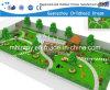 Outdoor parque infantil ao ar livre Projeto de slides (H14-0803)